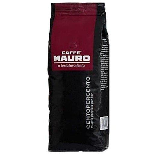 Mauro Centopercento 1kg kawa ziarnista x 6
