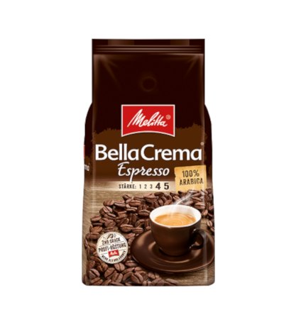 Melitta BellaCrema Espresso 1kg kawa ziarnista