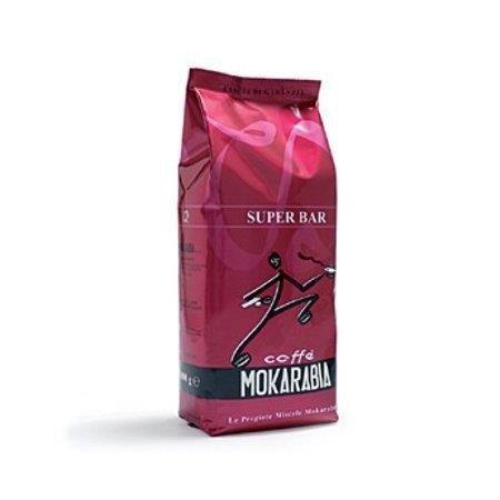 Mokarabia Super Bar 1 kg kawa ziarnista