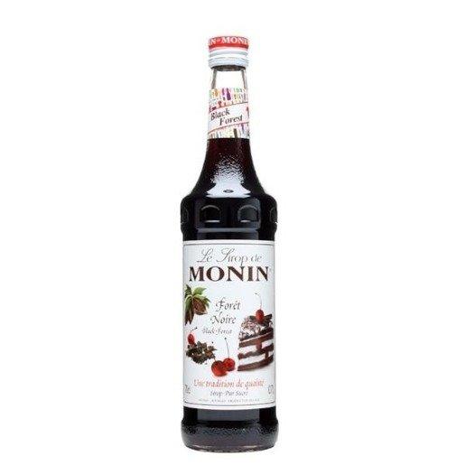 Monin Black Forest syrop tort szwarcwaldzki 700ml