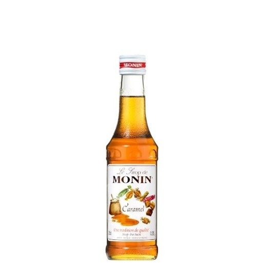 Monin Caramel 0,25l - syrop karmelowy