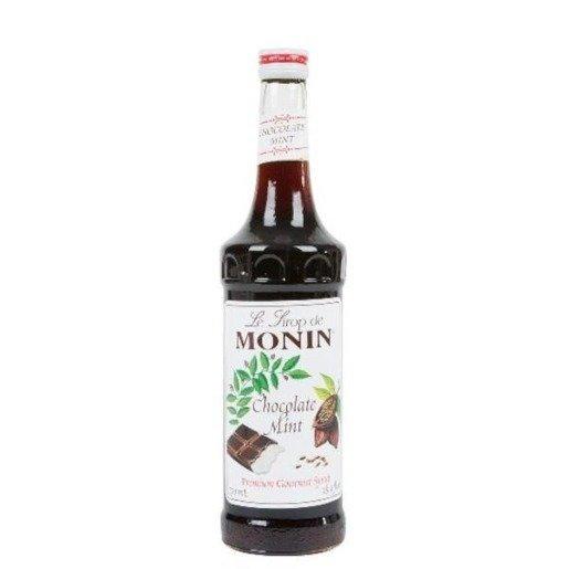 Monin Chocolate Mint Syrop 0,7l - Czekoladowo miętowy