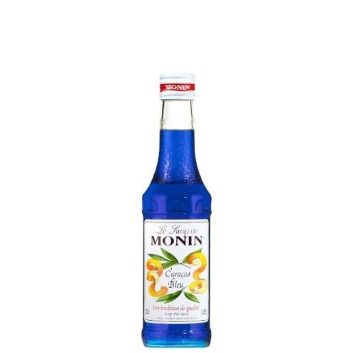 Monin Curacao Blue syrop 250ml
