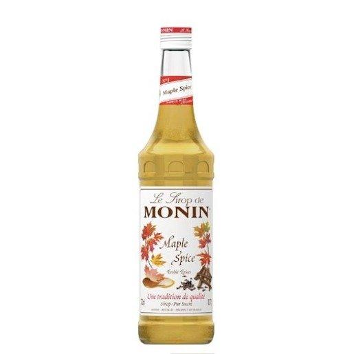 Monin Maple Spice 700 ml - syrop klonowy