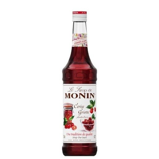 Monin Morello Cherry 0,7 l - syrop czereśniowy