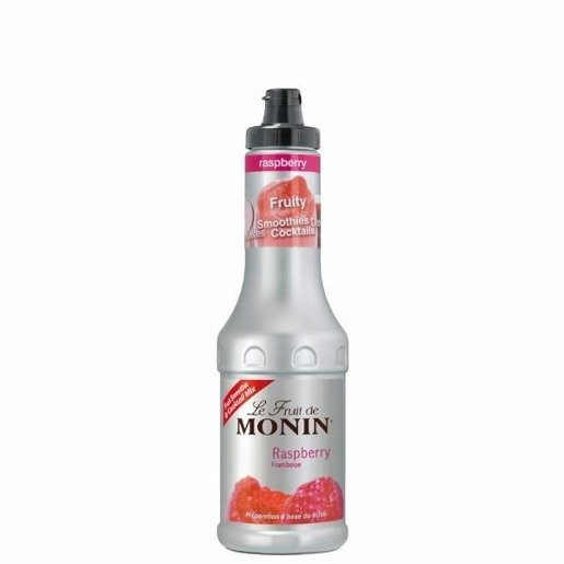 Monin Puree Raspberry 0,5l - malina