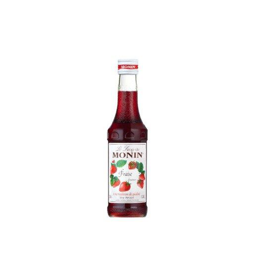 Monin Strawberry syrop truskawkowy 50ml