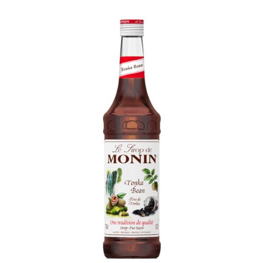 Monin Tonka Bean 700ml - syrop z nasion tonka