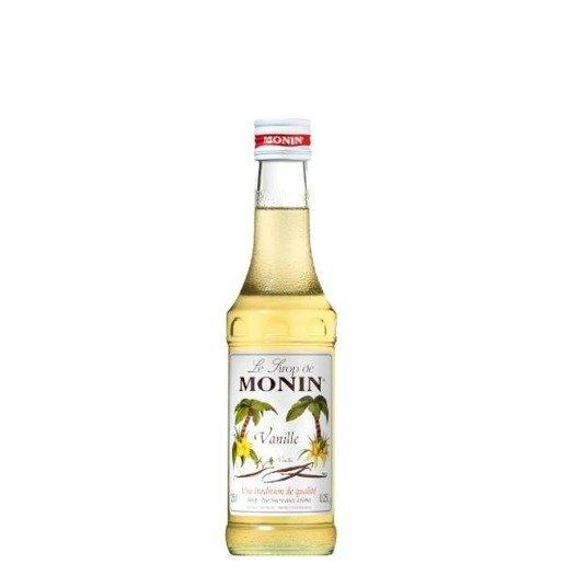 Monin Vanille 0,25l - syrop waniliowy