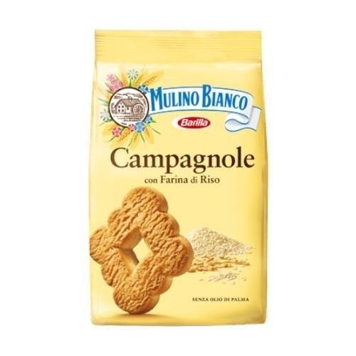 Mulino Bianco Campagnole ciasteczka z mąką ryżową