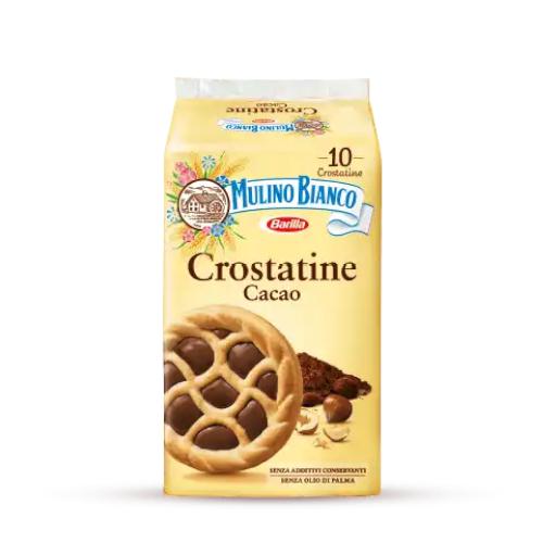 Mulino Bianco Crostatine Cacao - włoskie tarty czekoladowe