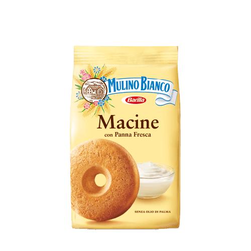Mulino Bianco Macine śmietankowe herbatniki 350g