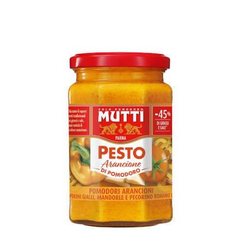 Mutti Pesto Arancione di pomodoro 180g pesto z pomarańczowych pomidorów