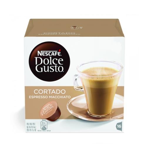 Nescafe Dolce Gusto Cortado - 16 kapsułek