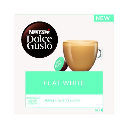 Nescafe Dolce Gusto Flat White 16 kapsułek