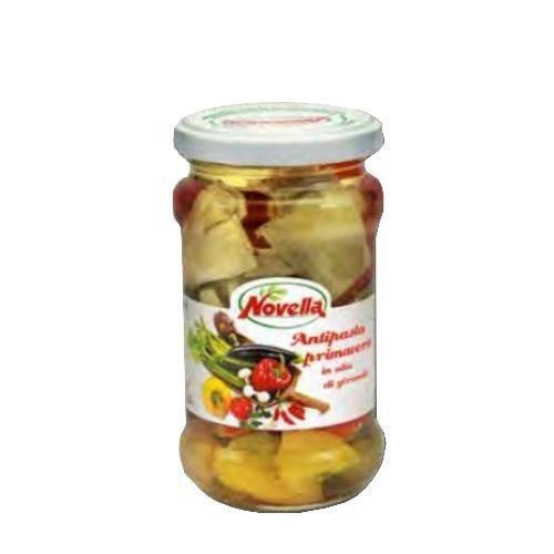 Novella Antipasto Primavera - przystawka wiosenna 314 ml
