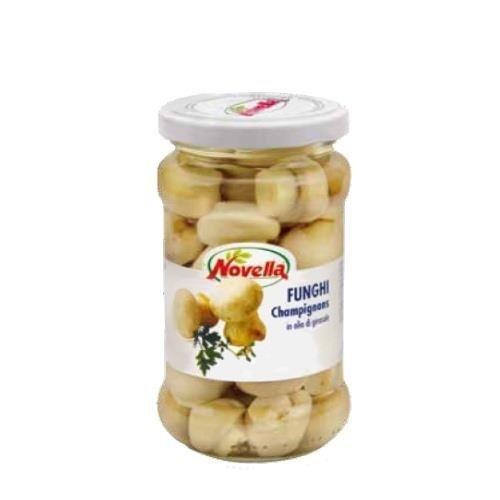 Novella Funghi Champignon - 314 ml pieczarki całe