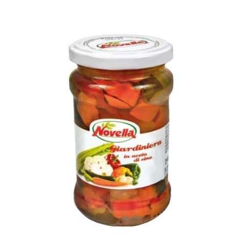 Novella Giardiniera 720 ml mix warzyw w occie