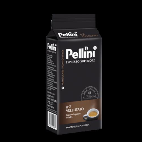 Pellini Espresso n'2 Vellutato 250g kawa mielona