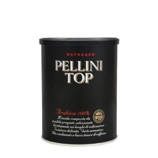 Pellini Top 250g kawa mielona puszka x 12
