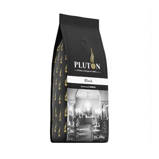 Pluton Black kawa mielona 250g