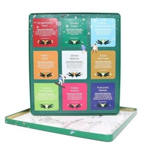 Premium Holiday Collection - Świąteczny zielony zestaw 72 saszetki