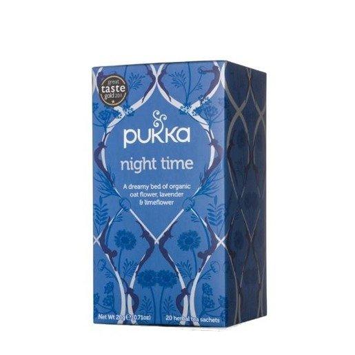 Pukka Night Time  - 20 saszetek