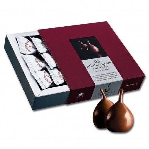 Rabitos Royale - figi w czekoladzie 142 g