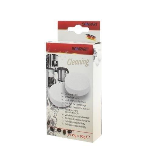 Scanpart Cleaning - tabletki do odkamieniania 6 sztuk