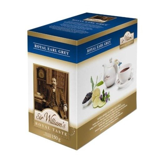 Sir William's Royal Royal Earl Grey 50 saszetek