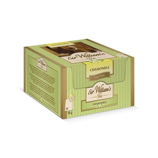 Sir William's Tea Chamomile 50x1,4g