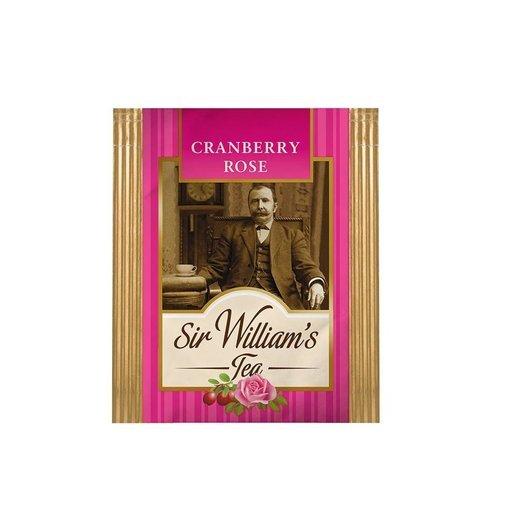 Sir William's Tea Cranberry Rose 50x2,4g