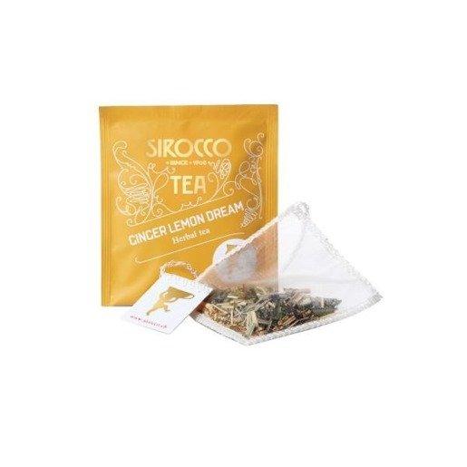 Sirocco Ginger Lemon Dream BIO - 20 saszetek
