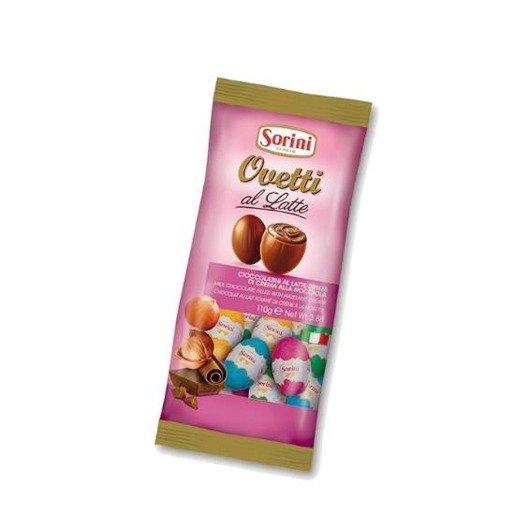 Sorini Ovetti al Latte - praliny wielkanocne 110 g