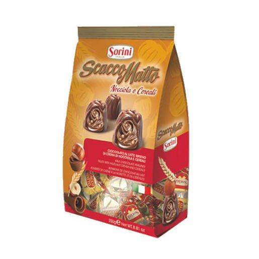 Sorini Scacco Matto 250g włoskie praliny