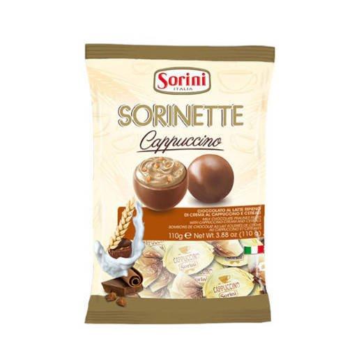 Sorini Sorinette Cappuccino 110g włoskie praliny