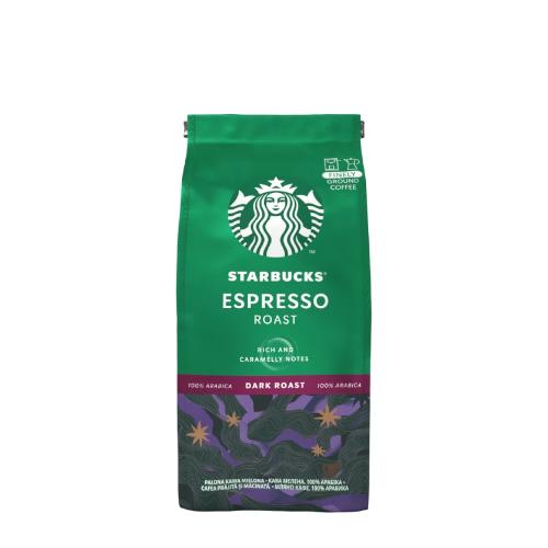 Starbucks Espresso Roast 200g kawa mielona