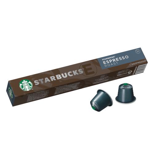Starbucks Nespresso Espresso 10 kapsułek