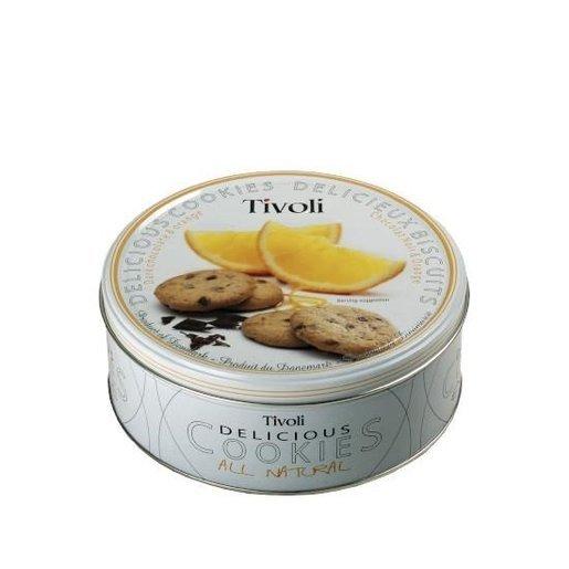 Tivoli - ciastka z czekoladą i pomarańczą 150g