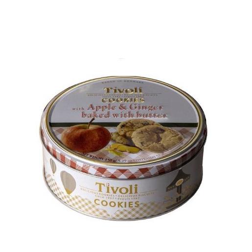 Tivoli - duńskie ciastka z jabłkiem i imbirem 150g