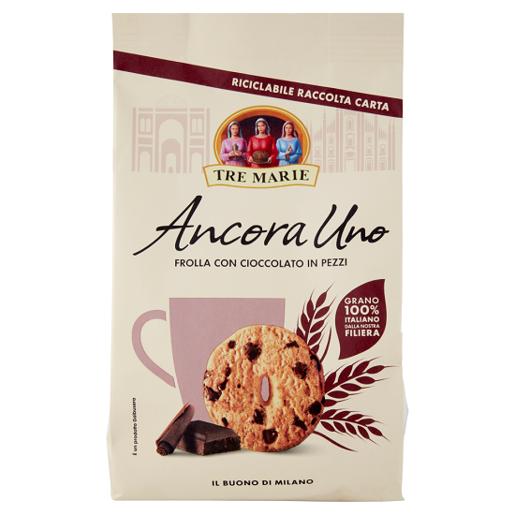 Tre Marie Ancora Uno ciasteczka z czekoladą 350 g