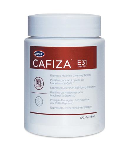 Urnex Cafiza E31 100 szt. tabletki czyszczące do ekspresu