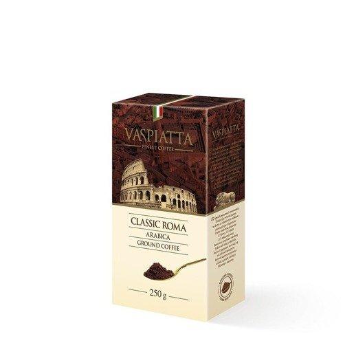Vaspiatta Classic Roma 250g kawa mielona