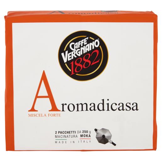 Vergnano Aroma Di Casa 2x250g kawa mielona