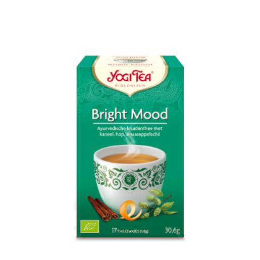 Yogi Tea Bright mood (Dobry nastrój) 17 saszetek