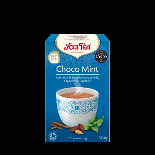 Yogi Tea Choco Mint 17 saszetek