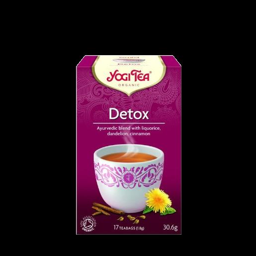Yogi Tea Detox 17 saszetek