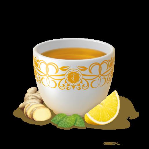 Yogi Tea Ginger Lemon Chai herbata sypana 90 g