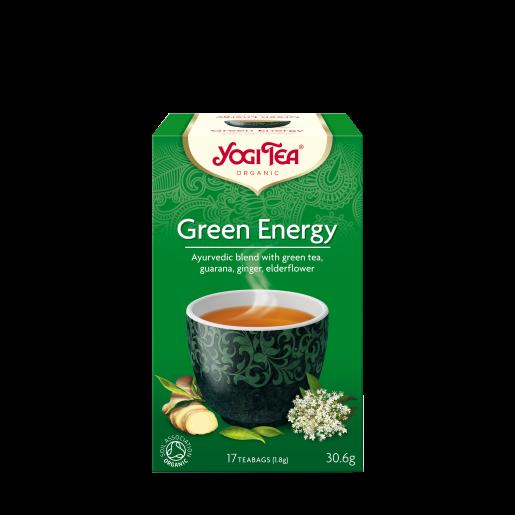 Yogi Tea - Green Energy 17 saszetek