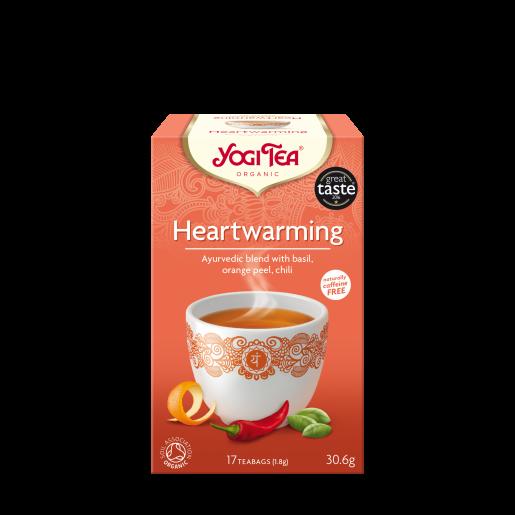 Yogi Tea Heartwarming 17 saszetek